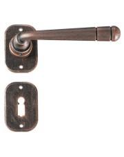 Klamka Berna 2110 z rozetą na klucz