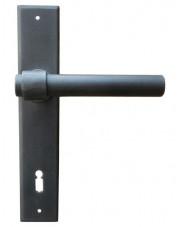 Klamka Milano 1830 z otworem na klucz