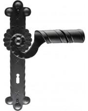 Klamka Absalon 1092 z otworem na klucz