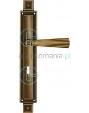 Klamka Opera 1055 z otworem na klucz