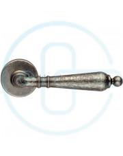 Klamka Florenzia 027 patynowany (stare srebro)
