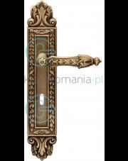 Klamka Arcadia 1640 z otworem na klucz