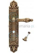 Klamka Arcadia 1640 z blokadą WC
