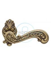 Klamka Barocco 015 brązowiony matowy (jasny)
