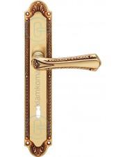 Klamka Sissi z otworem na klucz