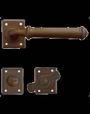 Klamka Tallin 1901 z blokadą WC