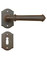 Klamka Tallin 1902 z rozetą na klucz
